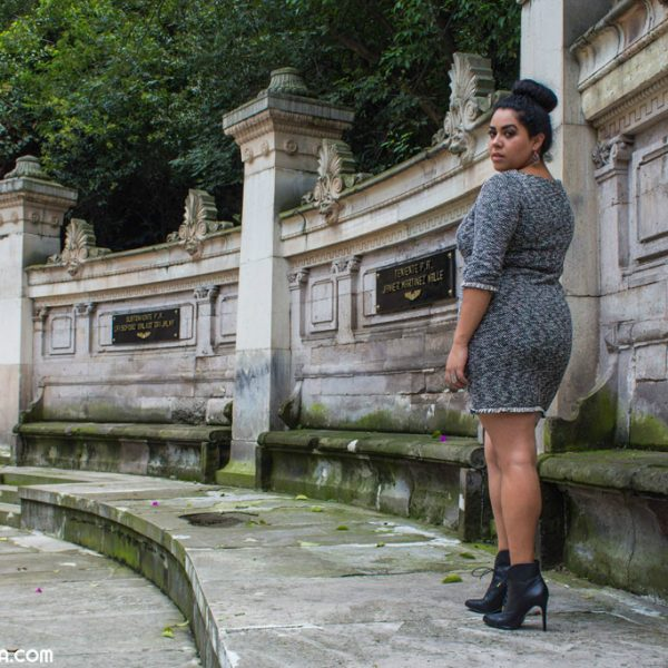 3 tips para usar un mini dress en otoño-invierno