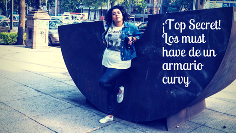 Top Secret: Los must have de un armario curvy