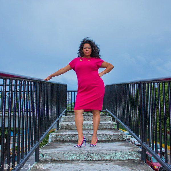 La vida curvy en rosa