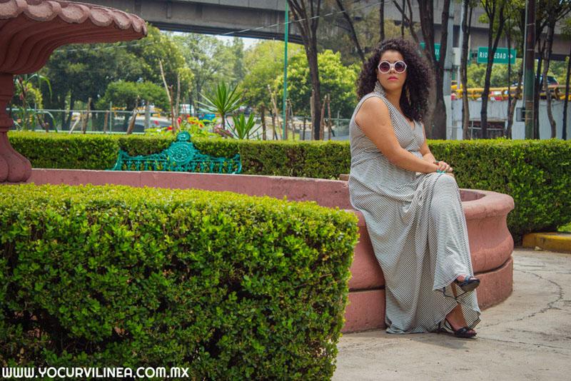 Maxi Vestido Parte 2: El look fresco