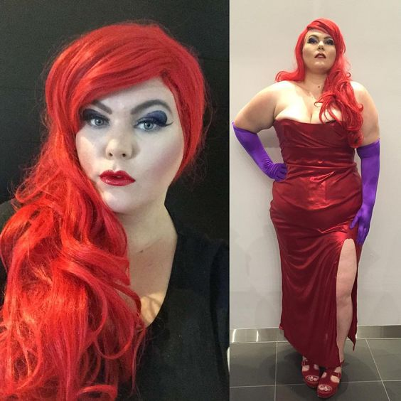 11 ideas de disfraces curvy para Halloween