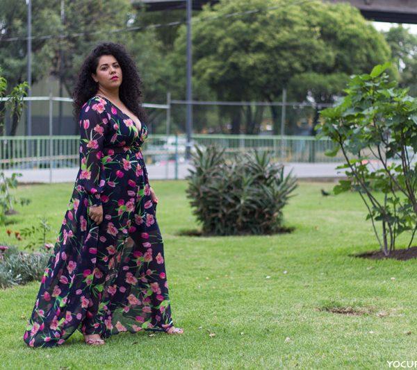 3 tips para elegir el mejor maxi dress para curvas