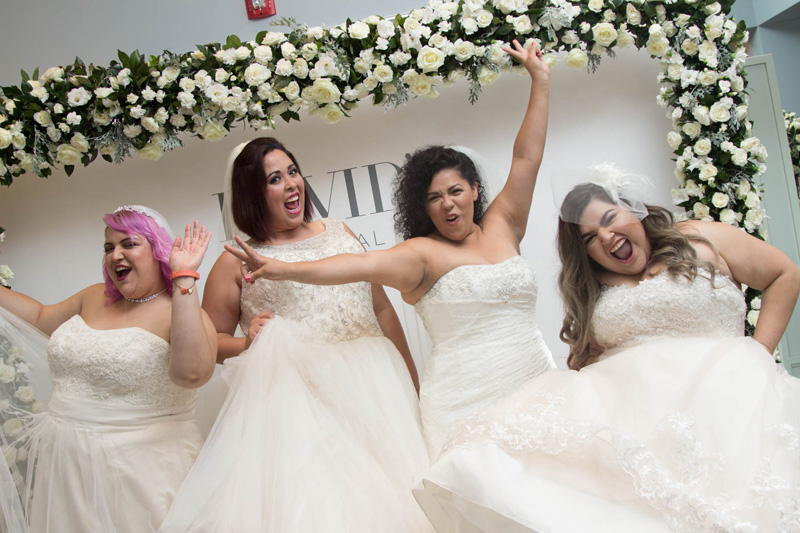 ¿Dónde comprar un vestido de novia curvy en México?