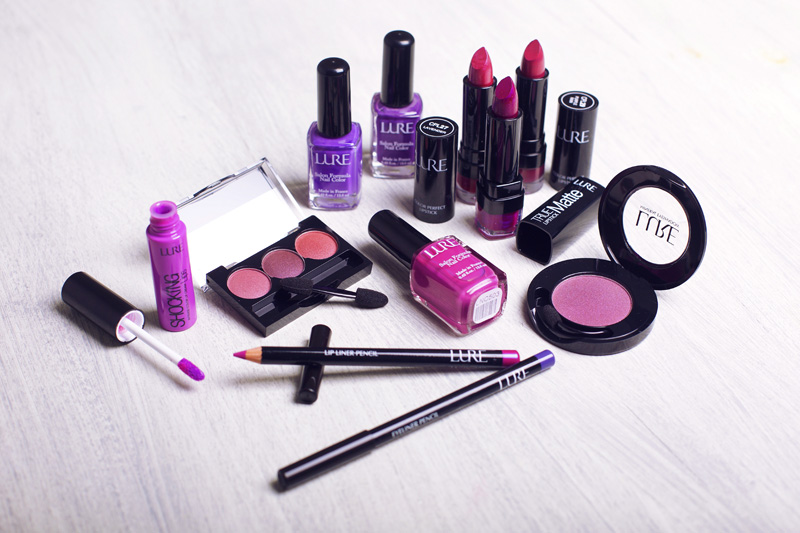Curvy Secret: Maquíllate como profesional con Lure Cosmetics