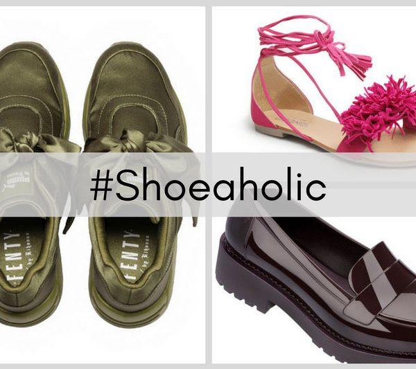Shoeaholic: FENTY PUMA by Rihanna / Capa de Ozono / Calzado sustentable
