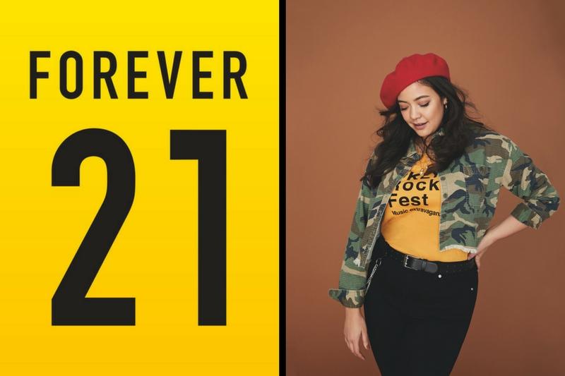 Forever 21 lanza su colección pre-fall #WeAreForever