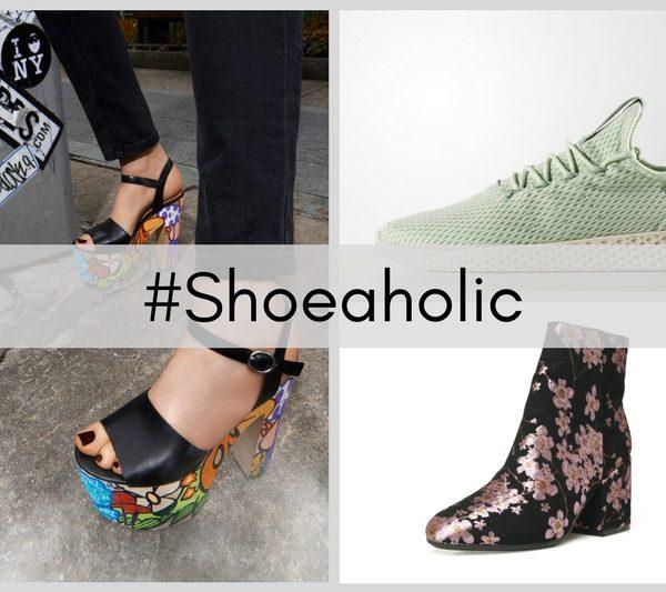 Shoeaholic: adidas, Capa de Ozono y la nueva colección OI17 de Steve Madden