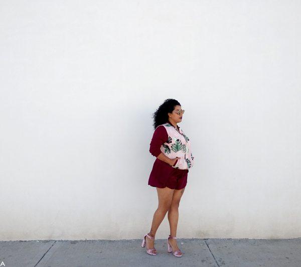 Pink and bordeaux: Atrévete a combinar rosa y vino