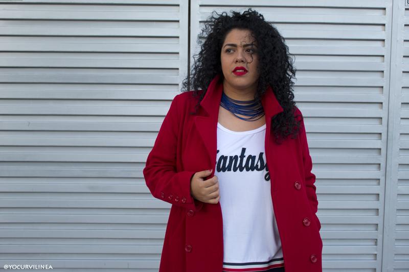 #CurvyTips: Agrega rojo en tu look esta Navidad