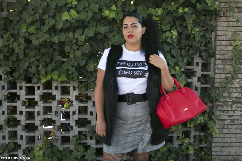 Inspiración curvy: 4 razones para vestir a cuadros