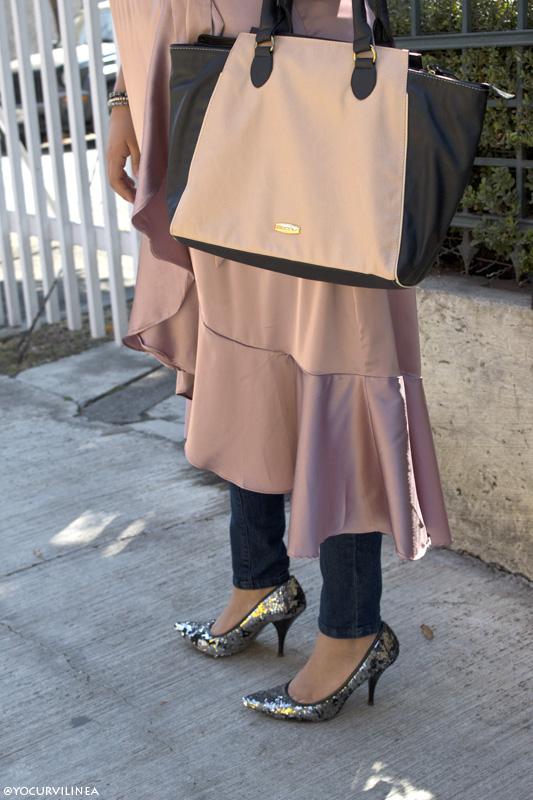 Inspiracion Por Que Usar Vestido Sobre Pantalones Yo Curvilinea