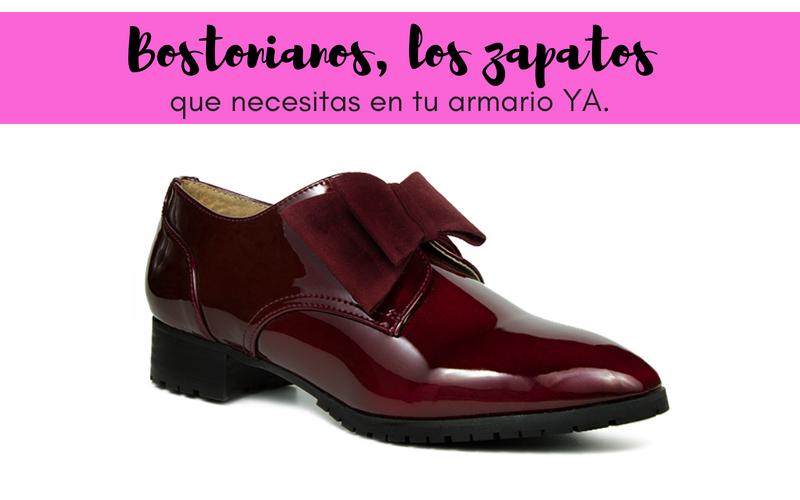 Shoeaholic: Los zapatos bostonianos que debes tener ¡ya!