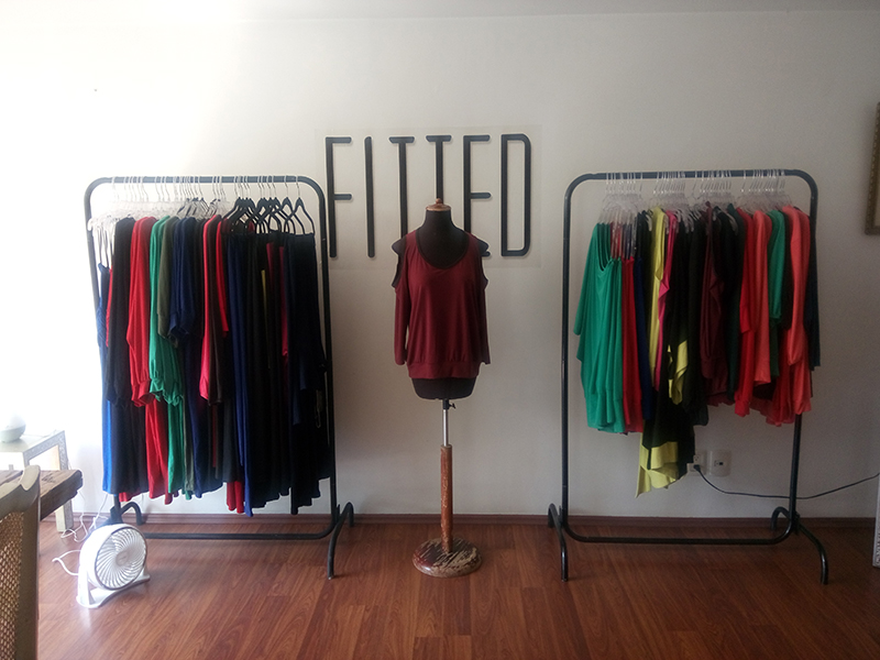 Fitted, la propuesta de moda plus colorida y divertida