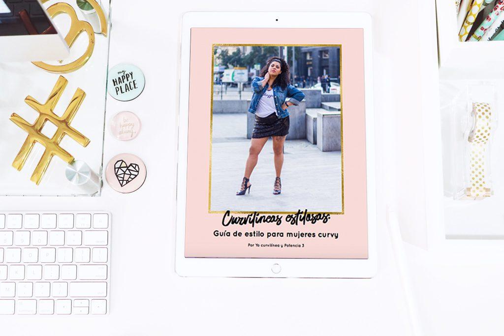 Curvilíneas estilosas: Guía de estilo para mujeres curvy