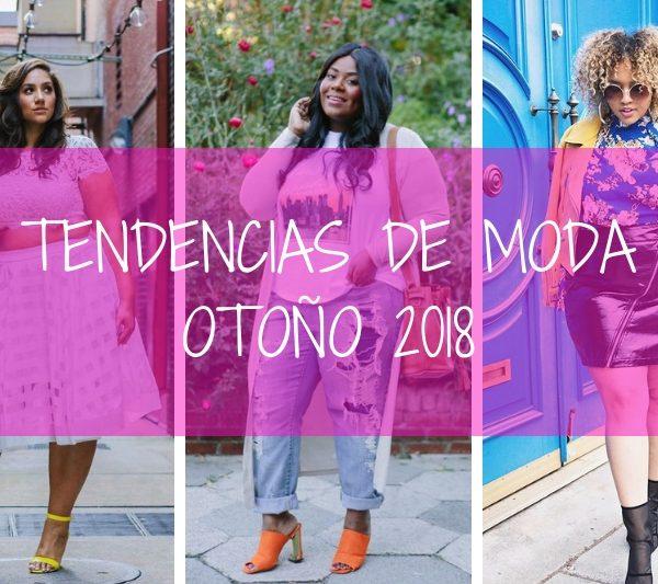 ¿Cuáles son las tendencias de moda para este otoño?