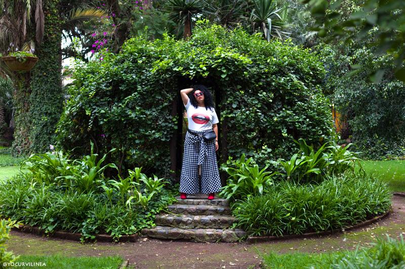 Inspiración: Prendas gingham en tus curvas