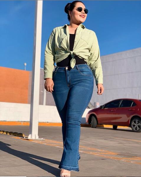 Tiendas de moda curvy en México