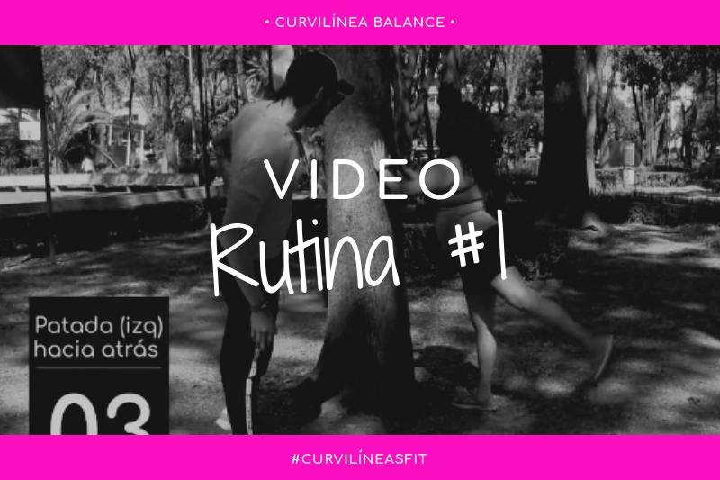Curvilíneas Fit - Rutina 1 - Principiantes