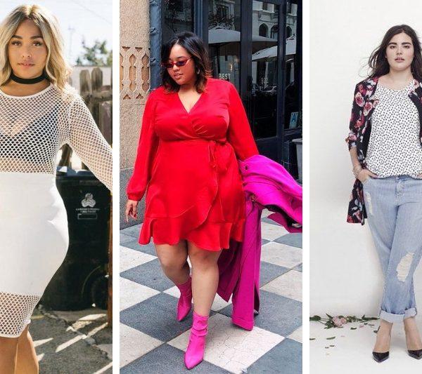 24 tendencias de moda primavera 2019 para tus curvas