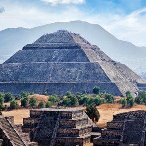 Disfruta del amanerce en la ciudad de los dioses: Teotihuacán