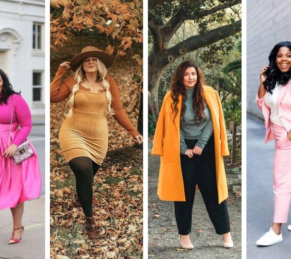 27 tendencias de moda otoño-invierno 2019 para intentar en tus curvas