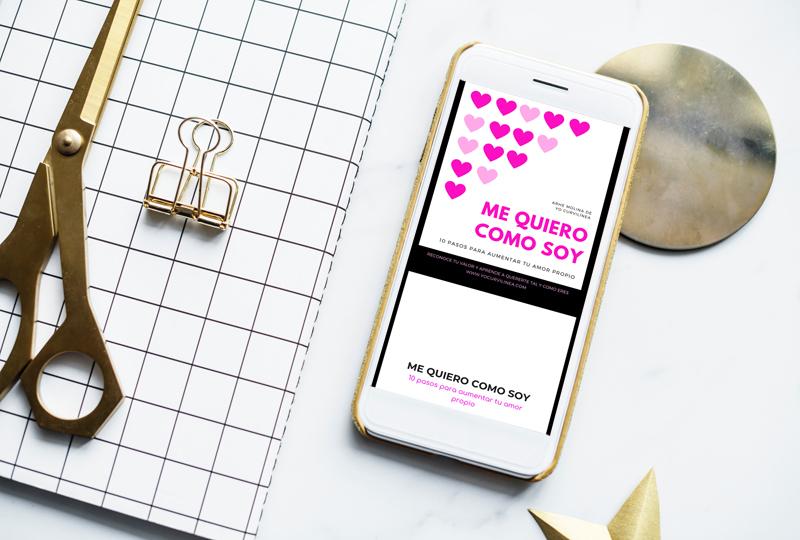 E-book: 10 pasos para aumentar tu amor propio