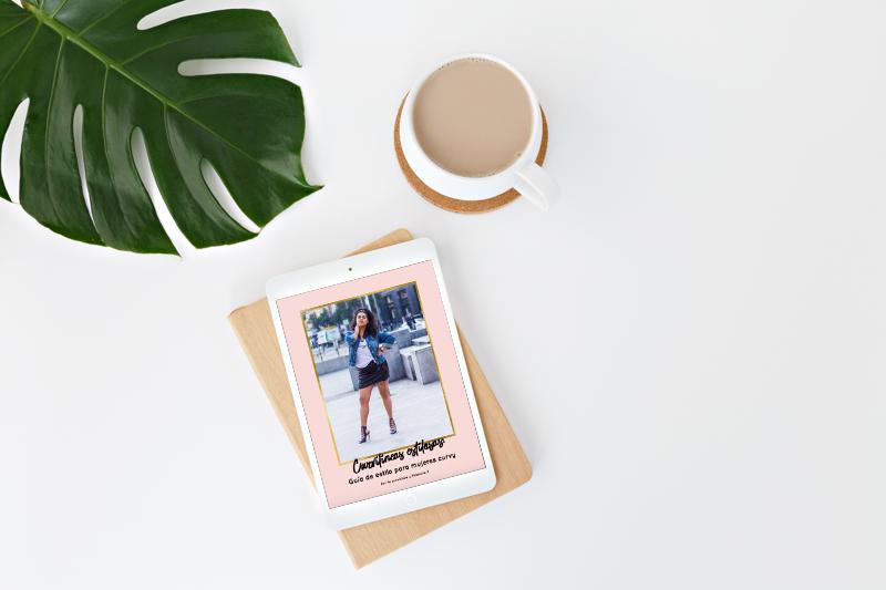 E-book: Guía de estilo para mujeres curvy